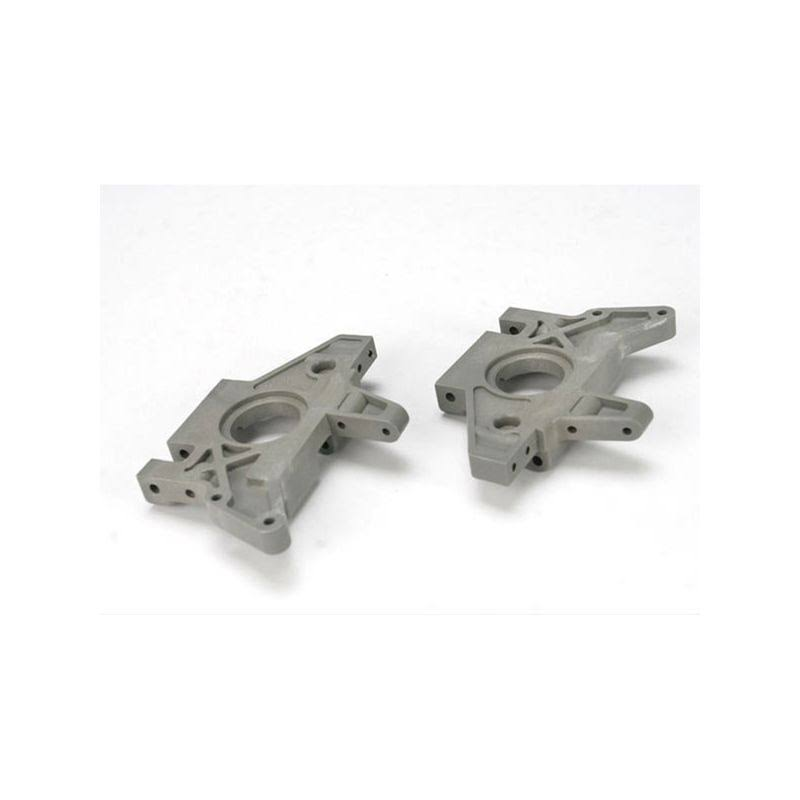 Traxxas Rear Left & Right Bulkheads - Gray