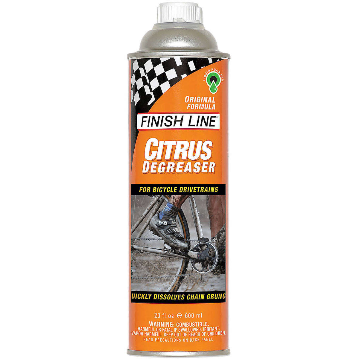 Finish Line Citrus Degreaser - 600ml