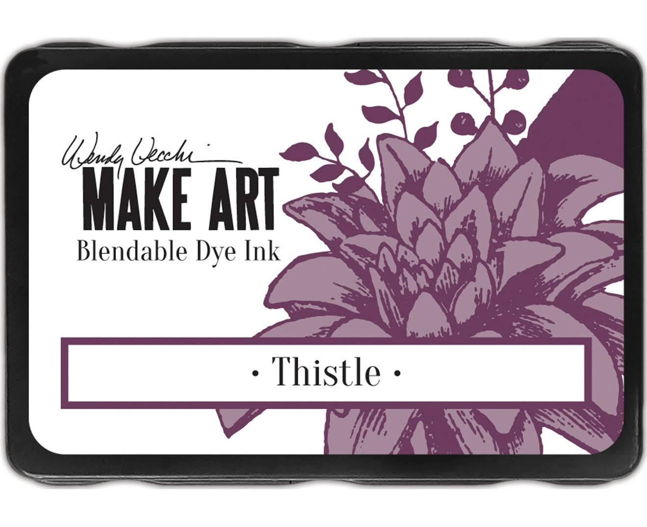 Wendy Vecchi Make Art Dye Ink Pads Thistle