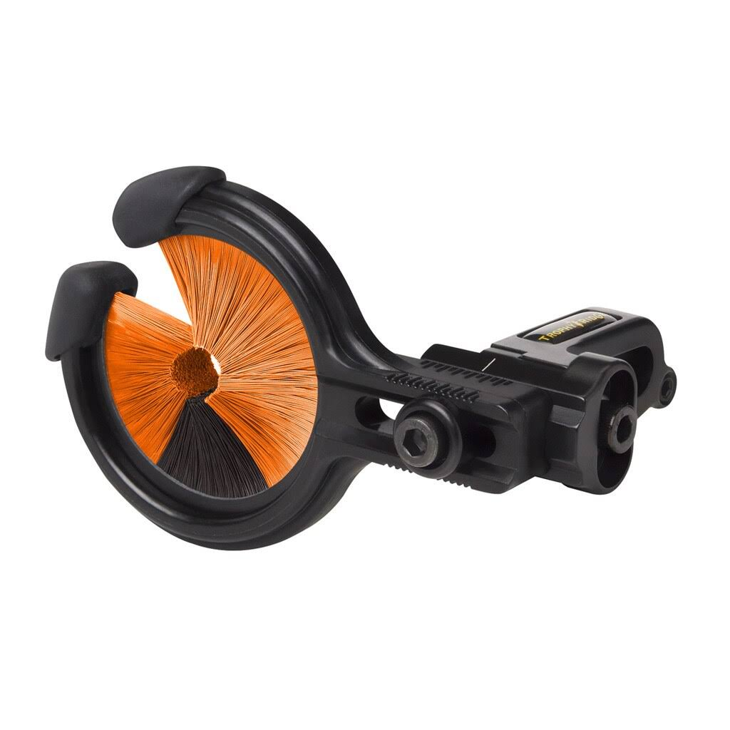 Trophy Ridge Whisker Biscuit Kill Shot Arrow Rest - Orange, Medium