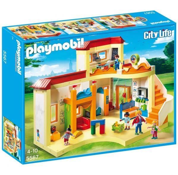 Playmobil Play Set - Day Nursery Sunshine Dolls