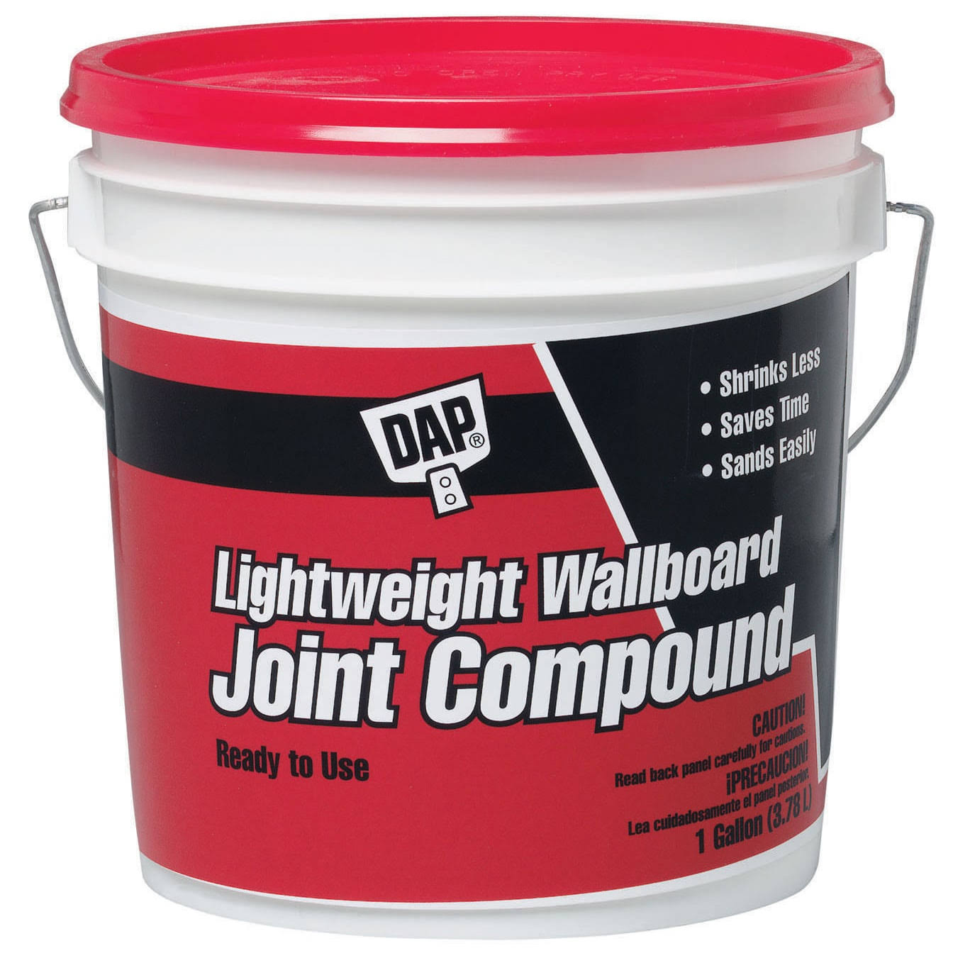 Dap Lightweight Wallboard Joint Compound - 1gal