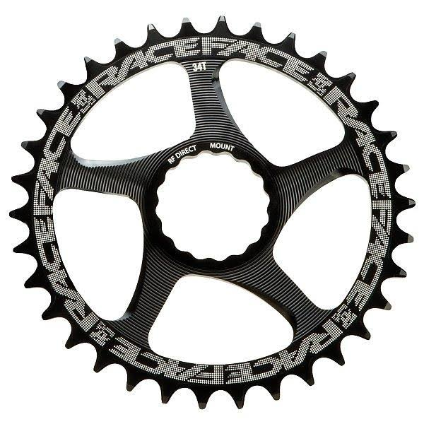 Race Face Cinch Direct Mount Alloy Bicycle Chainring - Black, 28t