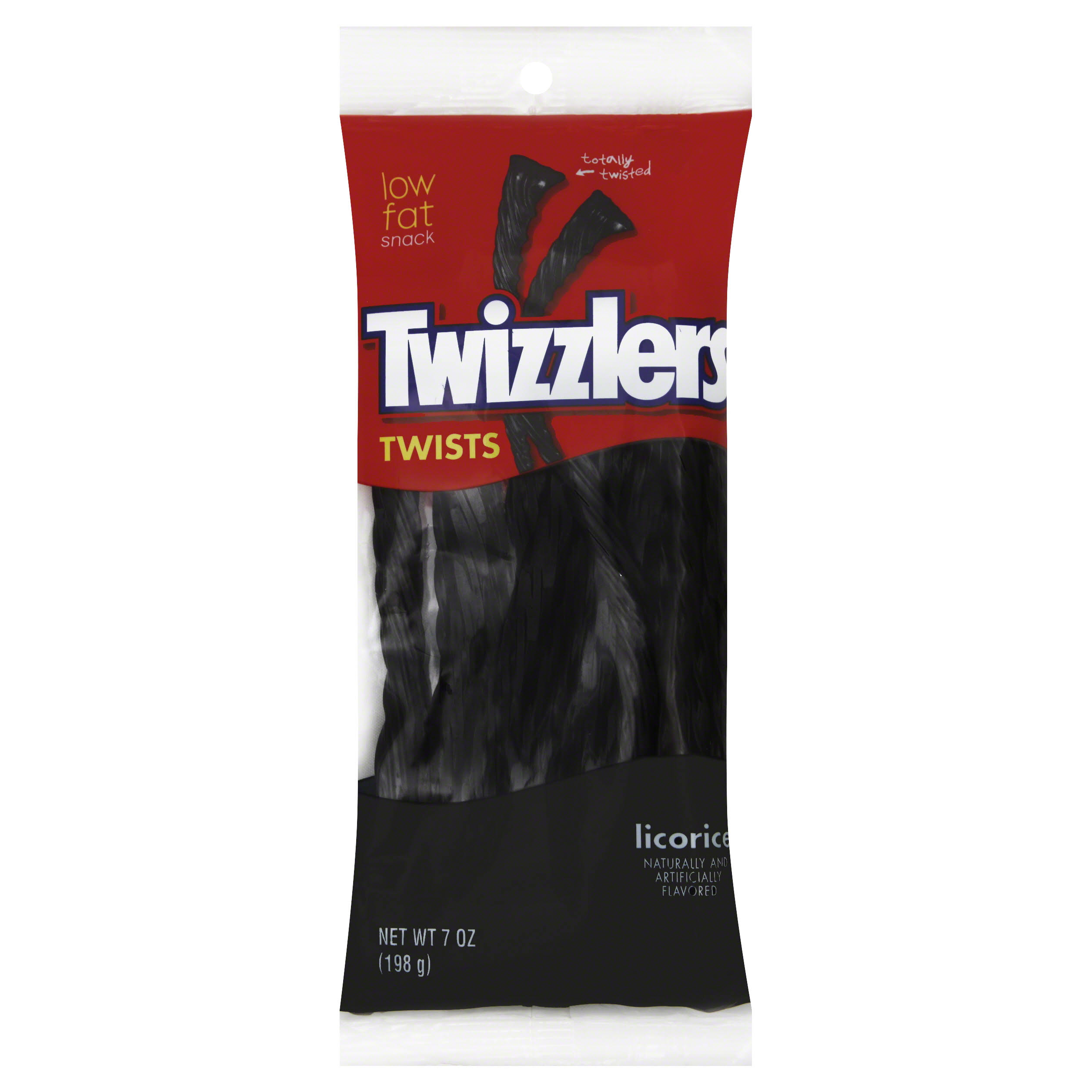 Twizzlers Licorice Twists - 198g