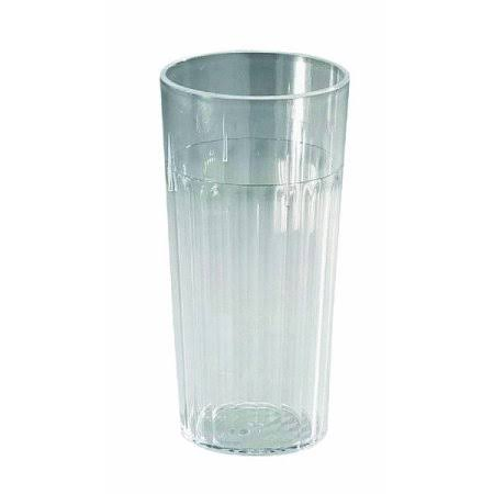 Arrow Plastic Tumbler - Clear