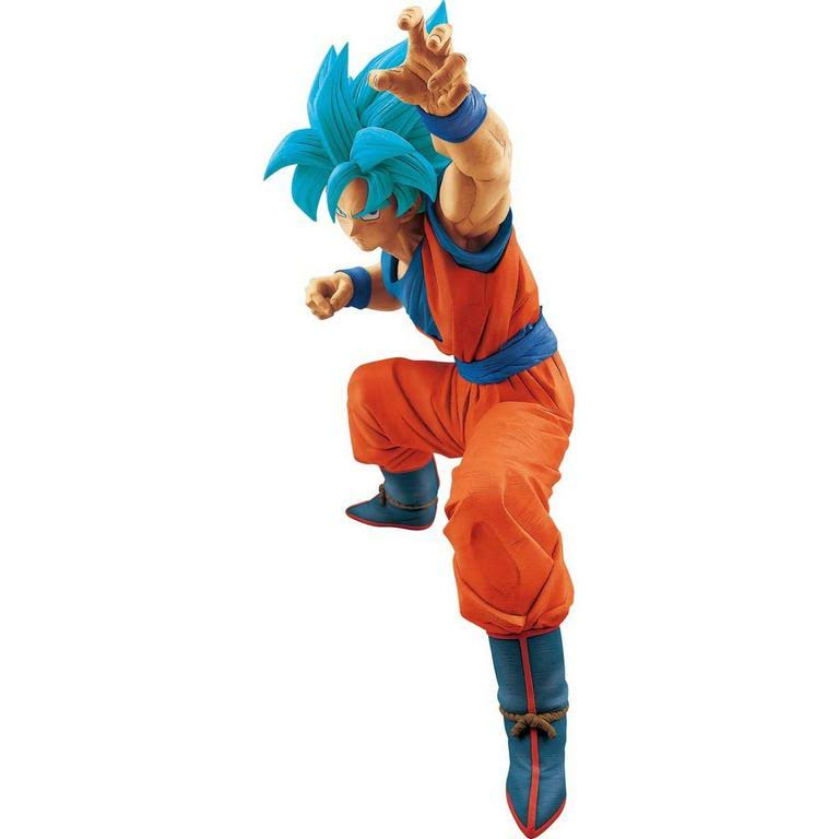 Banpresto Dragon Ball Toy Figure - Super Saiyan Goku, Large