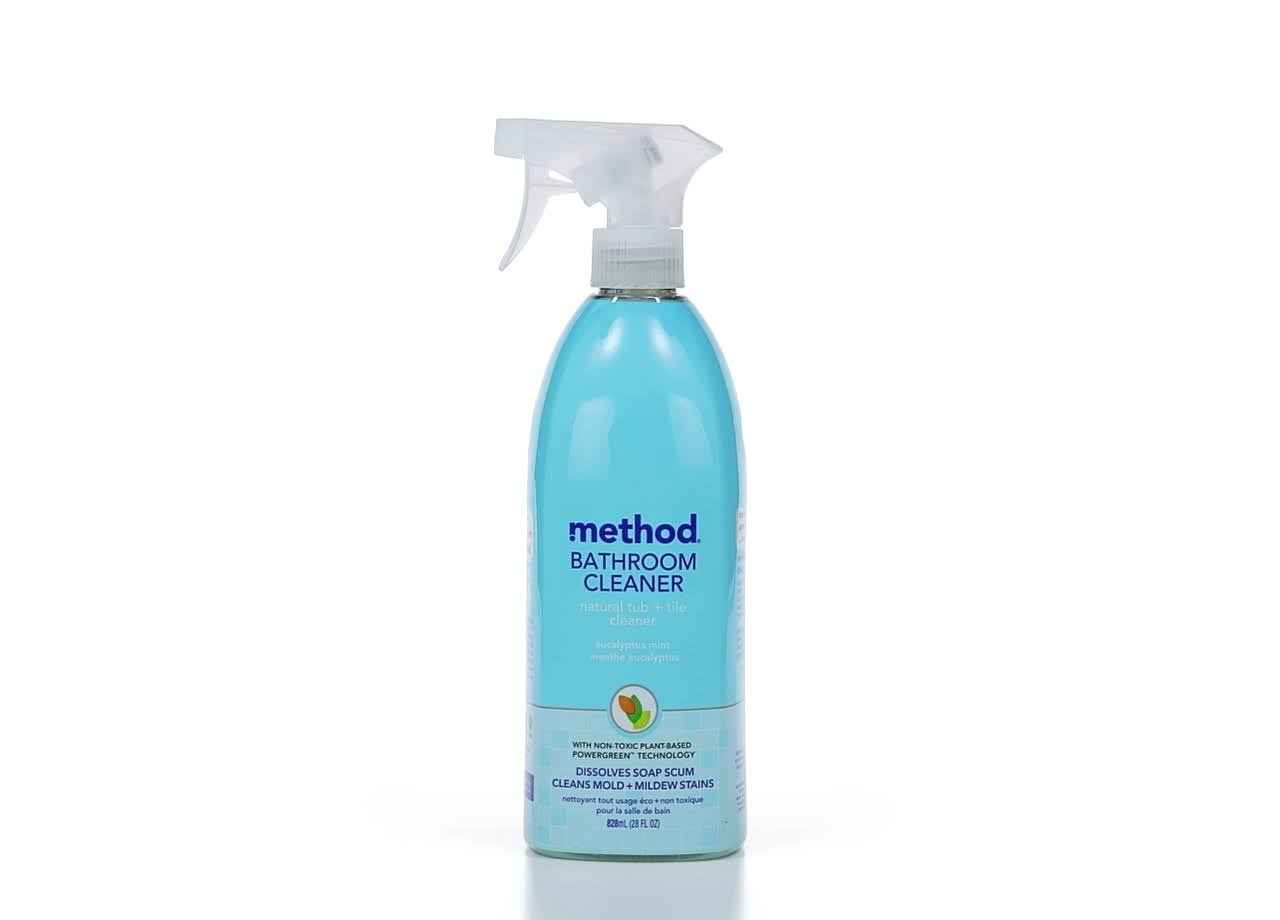 Method Bathroom Cleaner - Eucalyptus Mint
