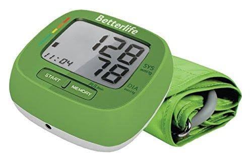 Betterlife Digital Automatic Upper Arm Blood Pressure Monitor