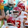 Chiefs at Dolphins score: Kansas City clinches AFC West despite ...