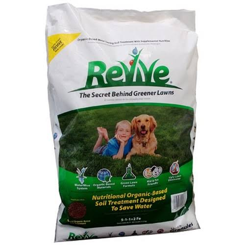 Revive Organic Soil Treatment Granules - 25lbs