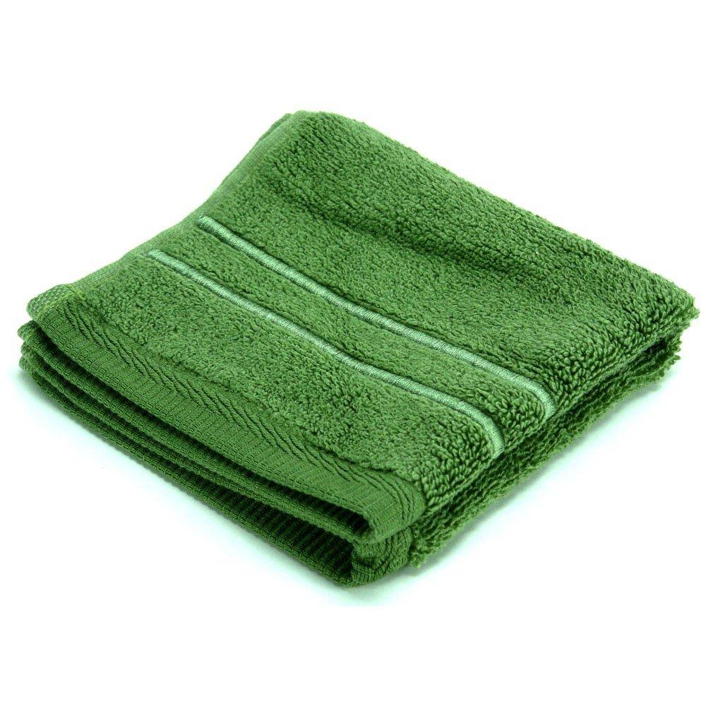 Lenox Platinum Collection Washcloth, Moss Landing - 13 inch