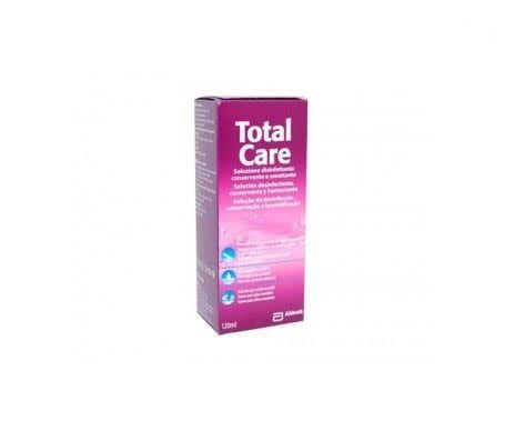 Total Care Disinfecting Contact Lens Solution - 120ml