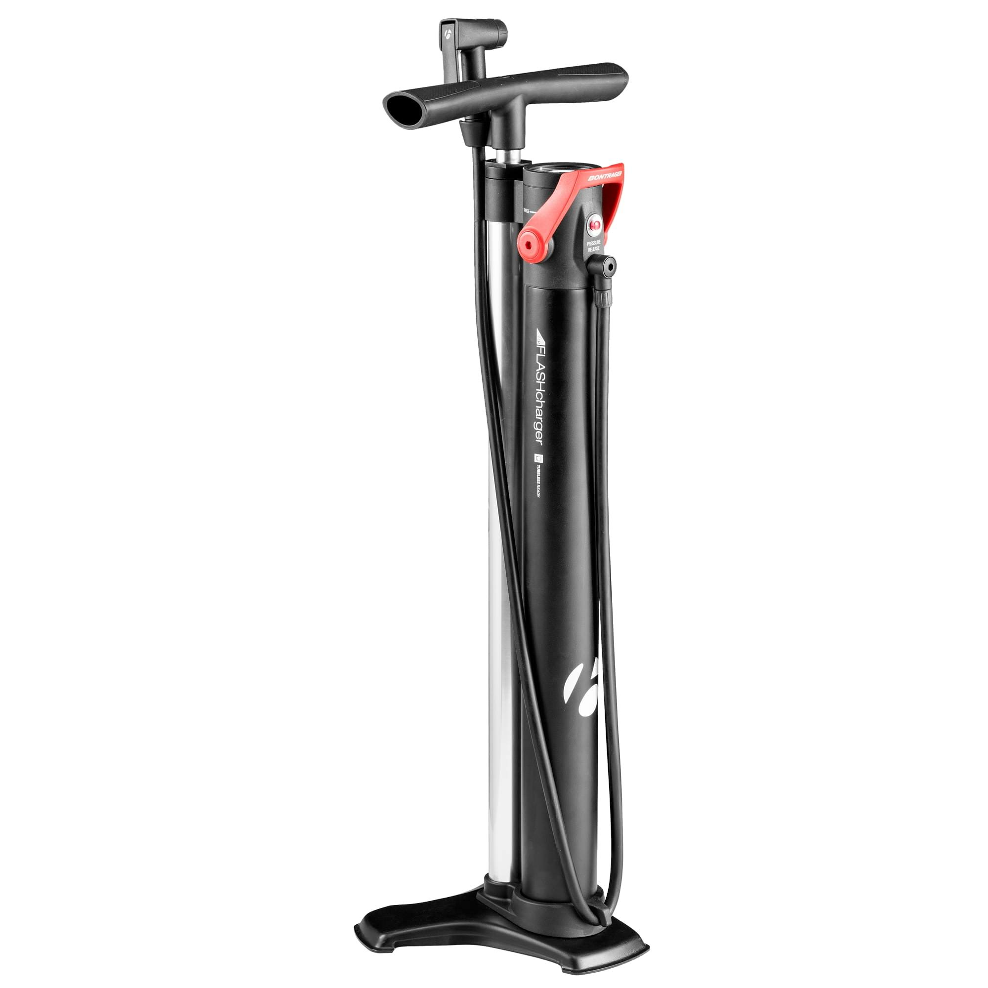 Bontrager Flash Charger Tubeless Ready Bicycle Pump