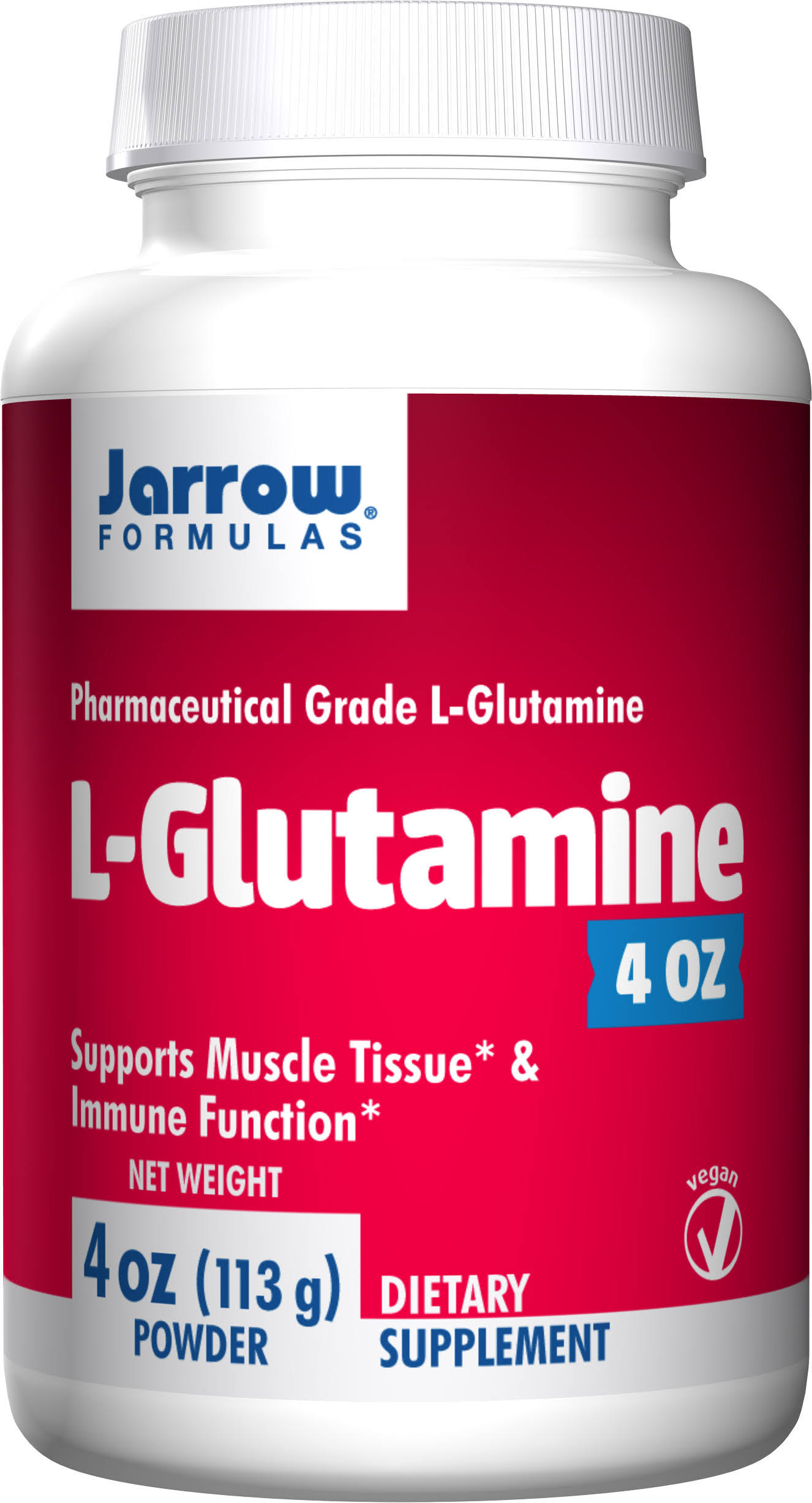 Jarrow Formulas L-Glutamine Powder - 113g