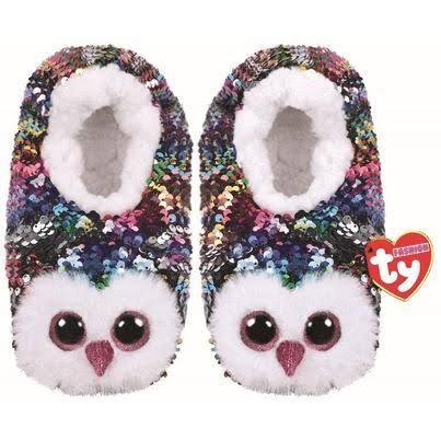 Ty Owen - Sequin Slippers LRG