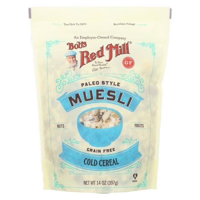 Bob's Red Mill Paleo Muesli Cereal - 14oz