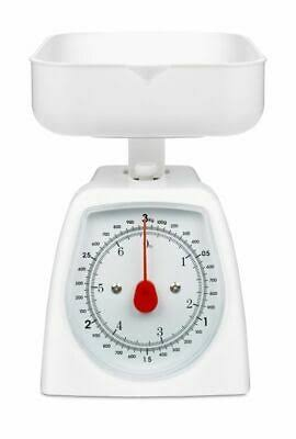 Terraillon Kitchen Scale - White