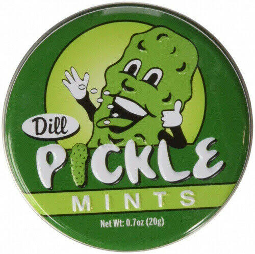 Dill Pickle Flavored Mints - 0.7oz