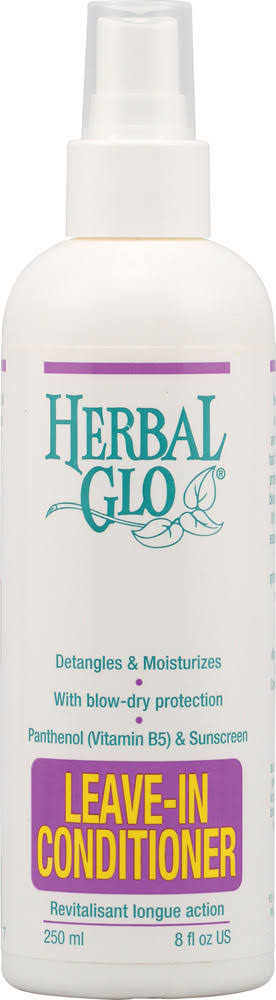 Herbal Glo Leave In Conditioner - 8oz