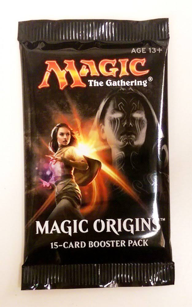 Magic Origins Booster Pack Magic The Gathering
