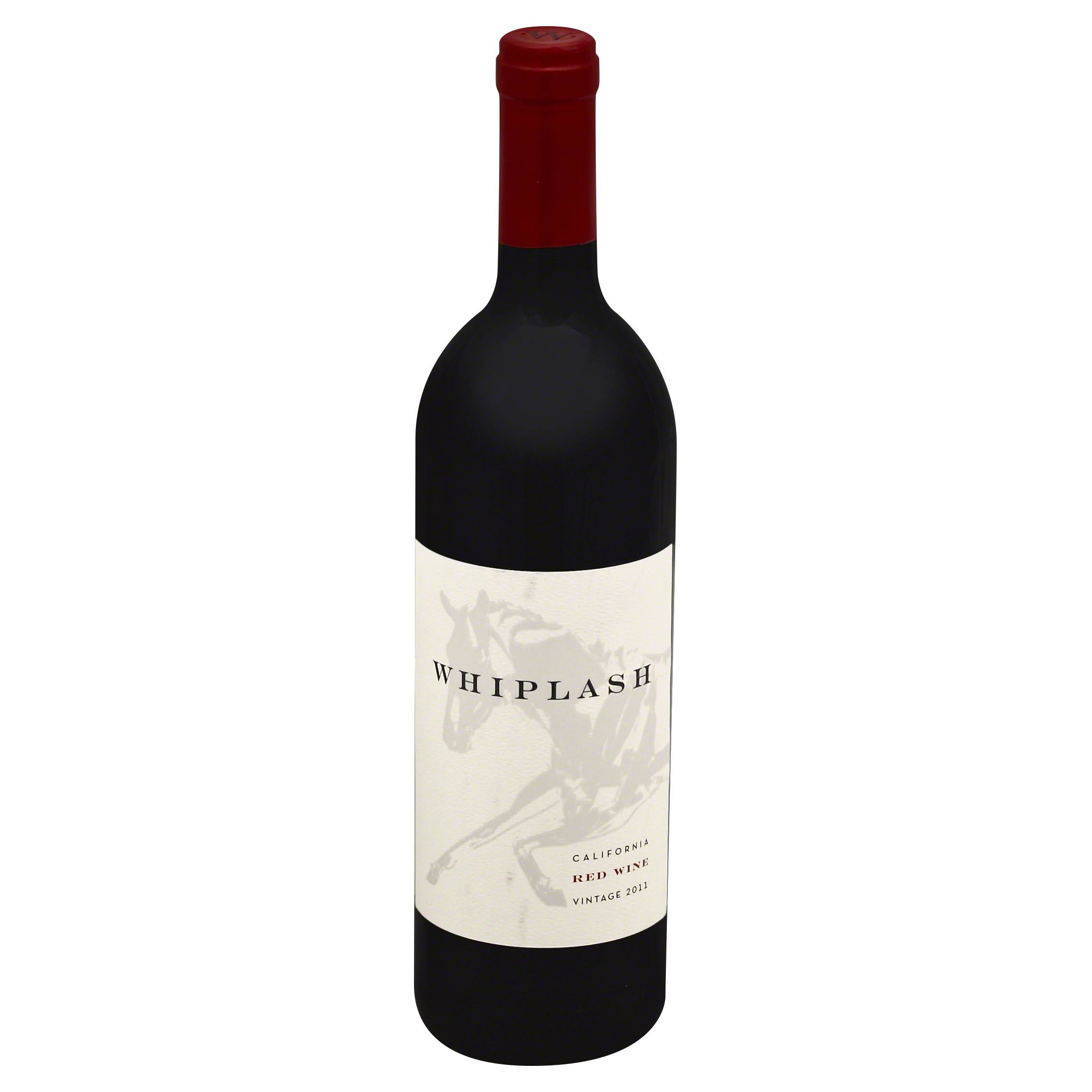Whiplash Red Wine, Napa Valley, 2011 - 750 ml