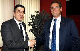 López (PSE) y Basagoiti (PP)
