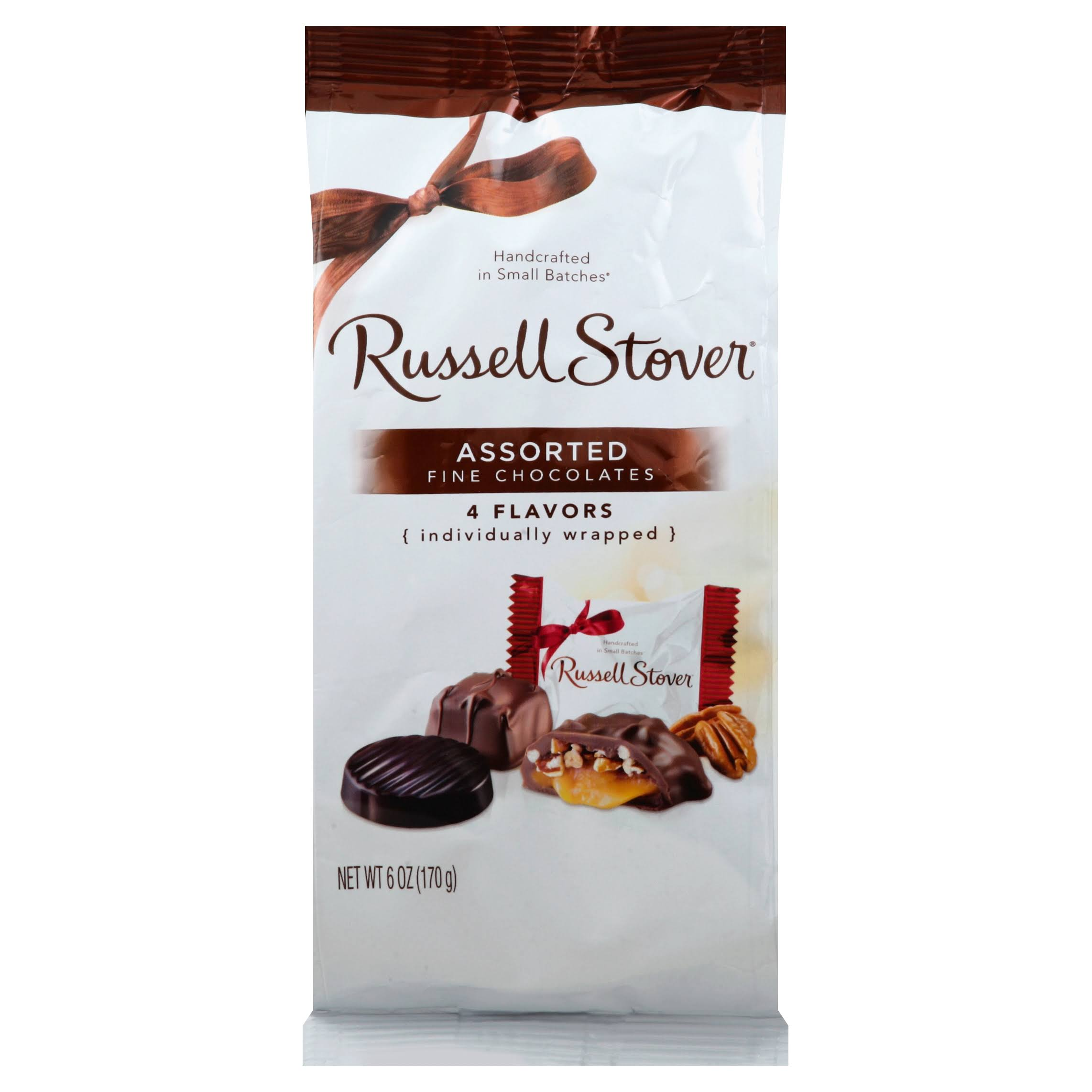 Russell Stover Assorted Mini Chocolates - 6oz