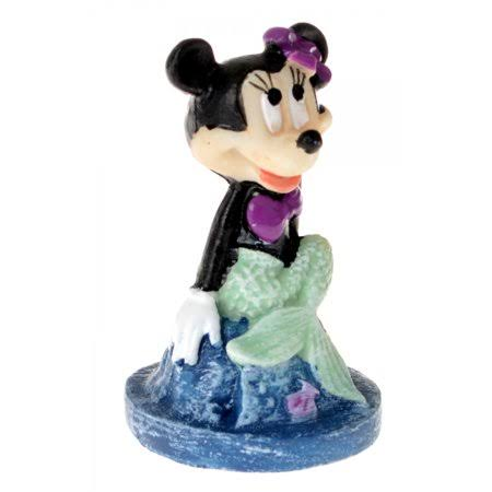 Penn Plax Mermaid Minnie Resin Ornament