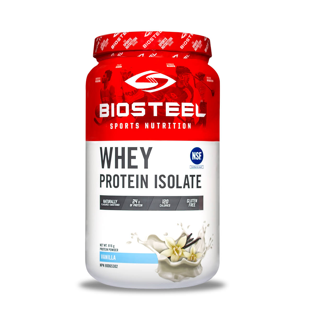 Biosteel Whey Protein Isolate (816g)