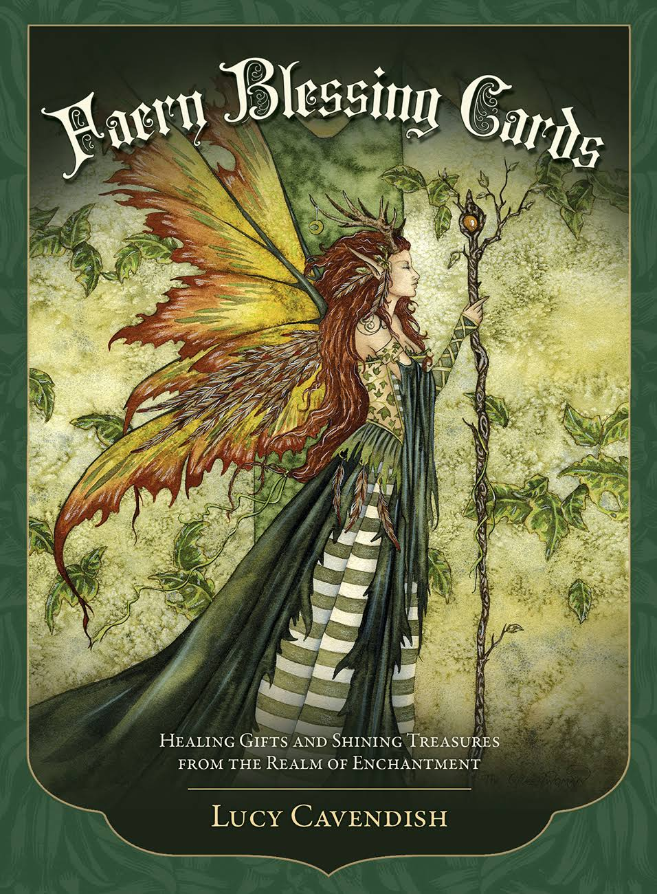 Faery Blessing Cards by Lucy Cavendish