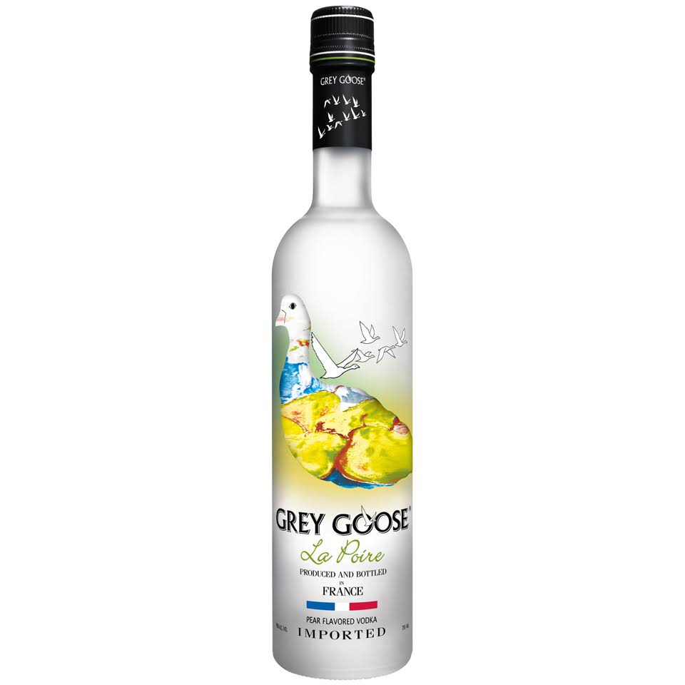 Grey Goose La Poire / Small Bottle