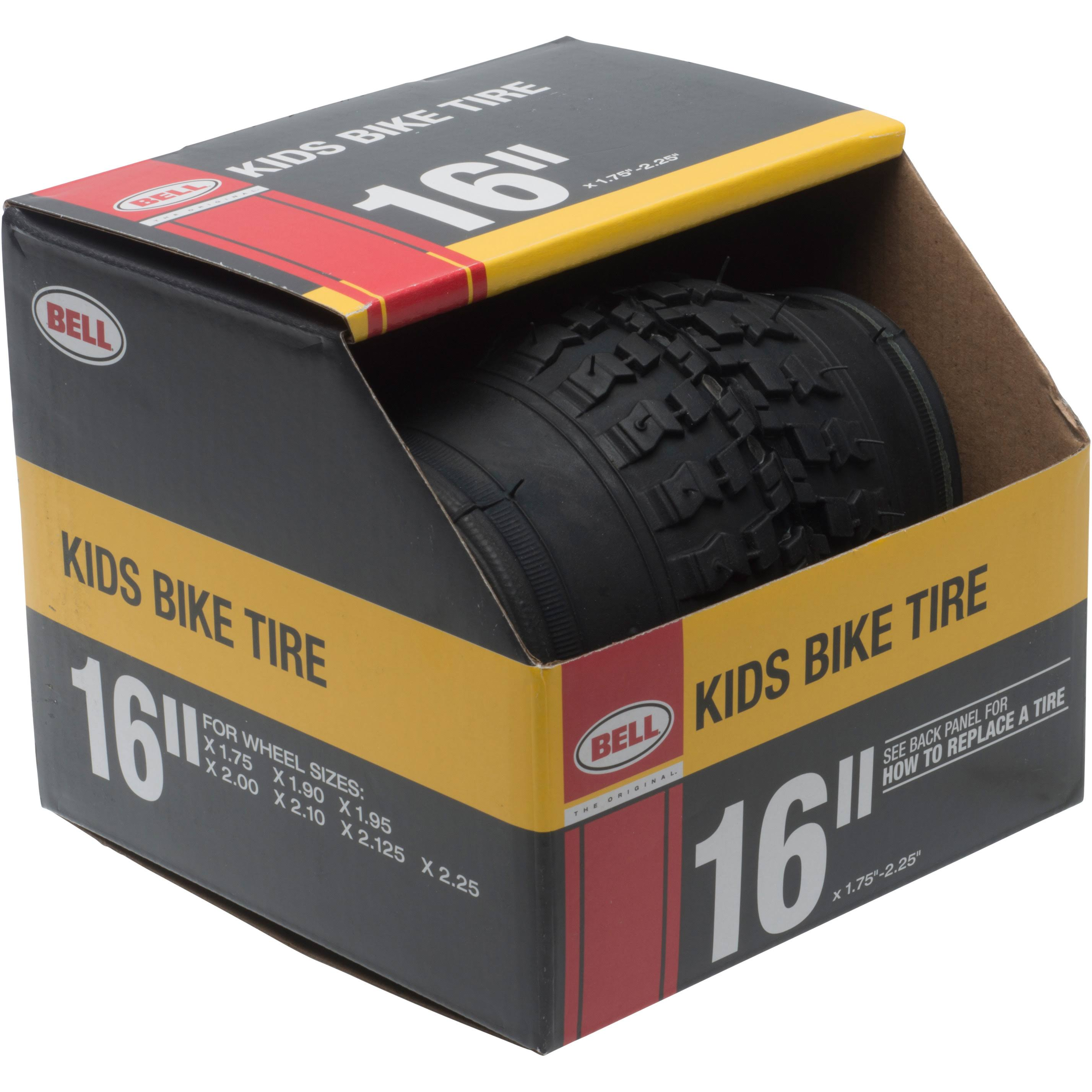 Bell Sports Bell BMX Bicycle Tire - Black, 16""