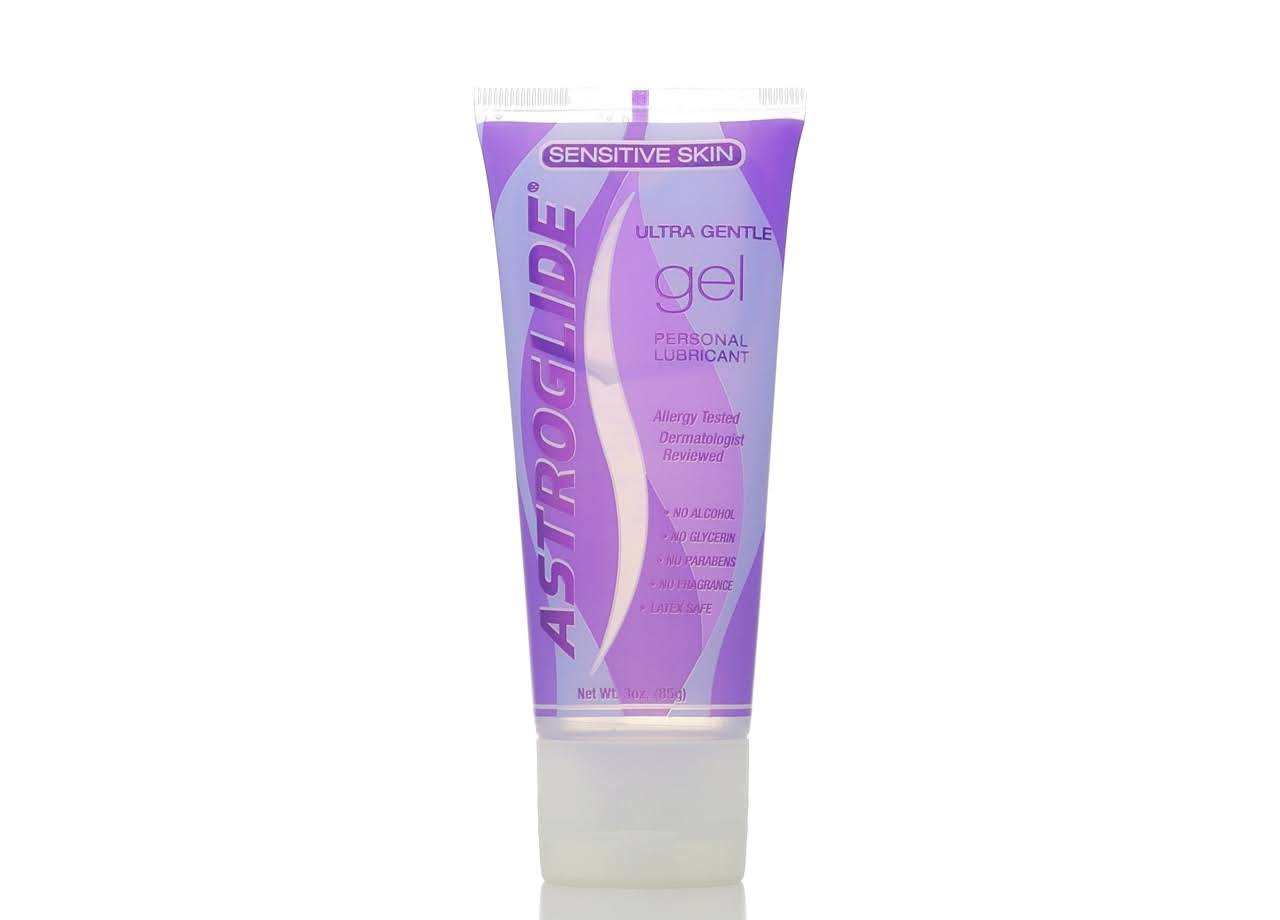 Astroglide Sensitive Skin Gel Personal Lubricant - 3oz