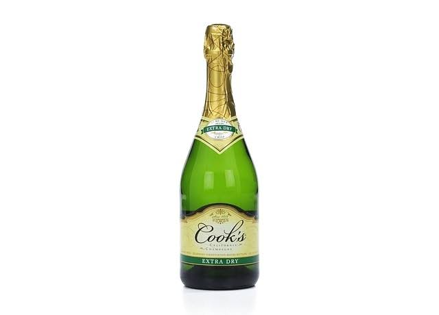 Cook's California Champagne Extra Dry