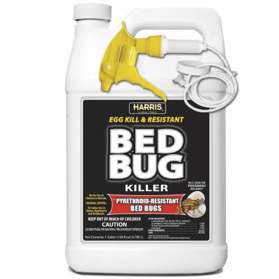 Harris Egg Kill & Resistant BedBug Killer - 1 gal