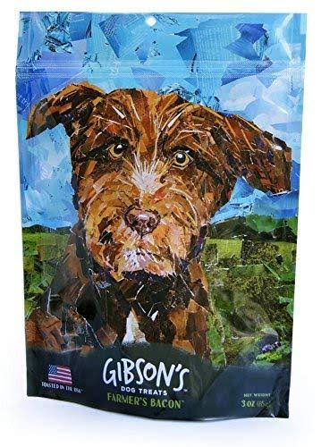 Gibson's Farmer's Bacon - Jerky Dog Treats