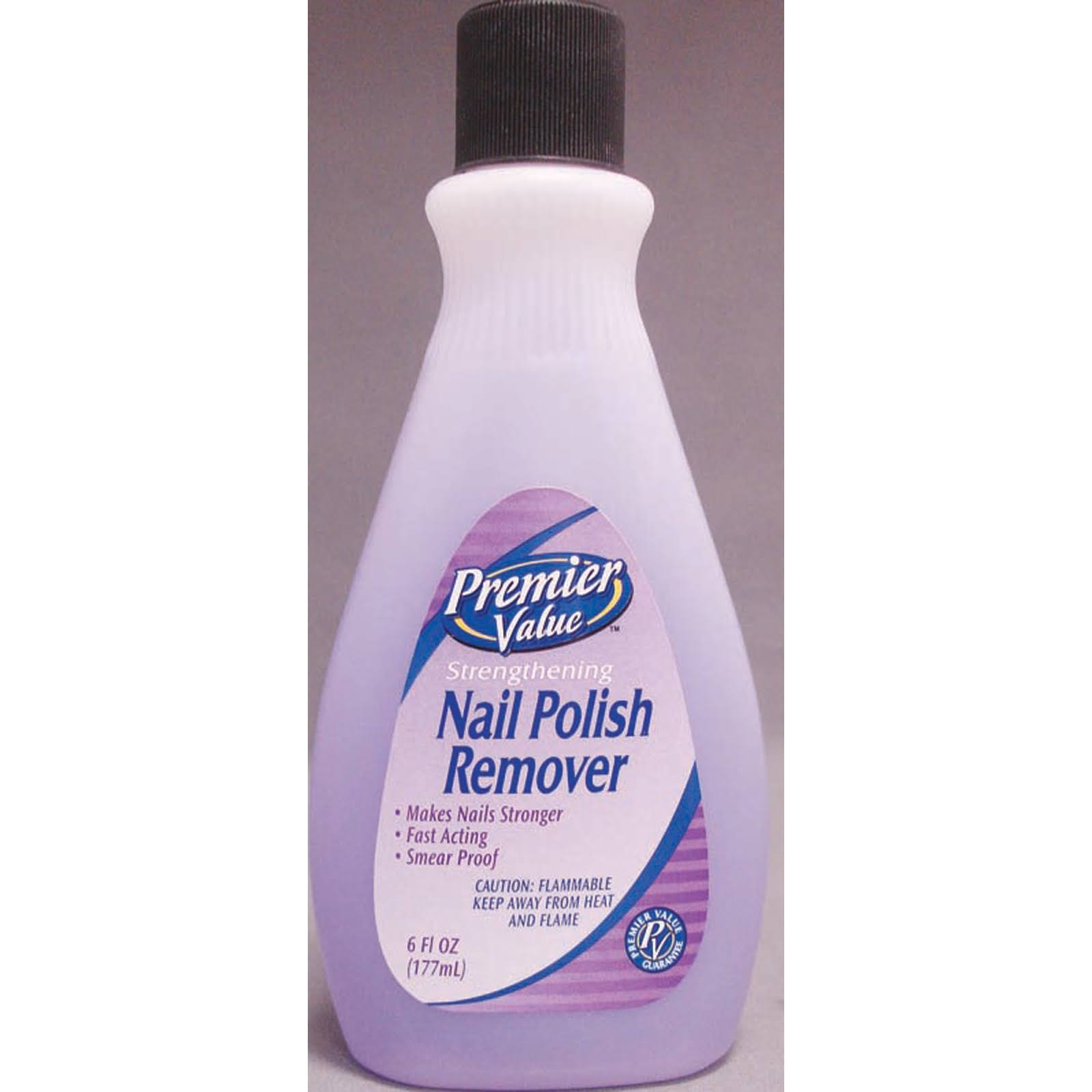 Premier Value Nail Polish Remover Strength - 6oz