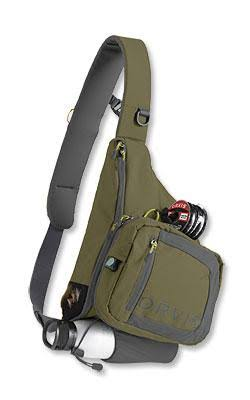 Orvis Safe Passage Sling Pack - Olive Gray
