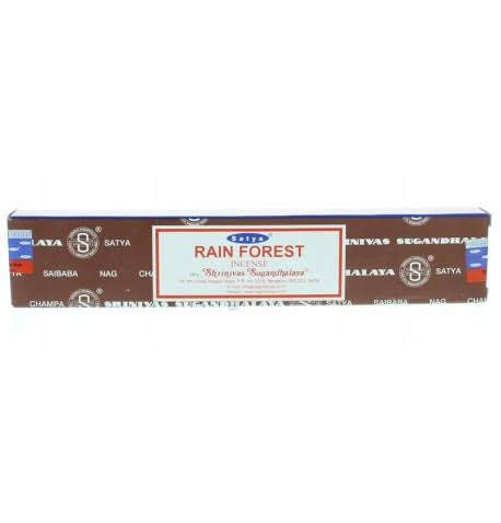 Satya Nag Champa Incense Sticks - Rainforest