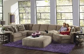 Bobs Living Room Table by Six Seat Sectional Sofa By Jackson Furniture Wolf And Gardiner