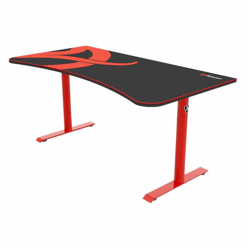 Arozzi ARENA-NA-RED Arena Full Surface Mouse Pad Gaming Computer Desk, Red by VM Express