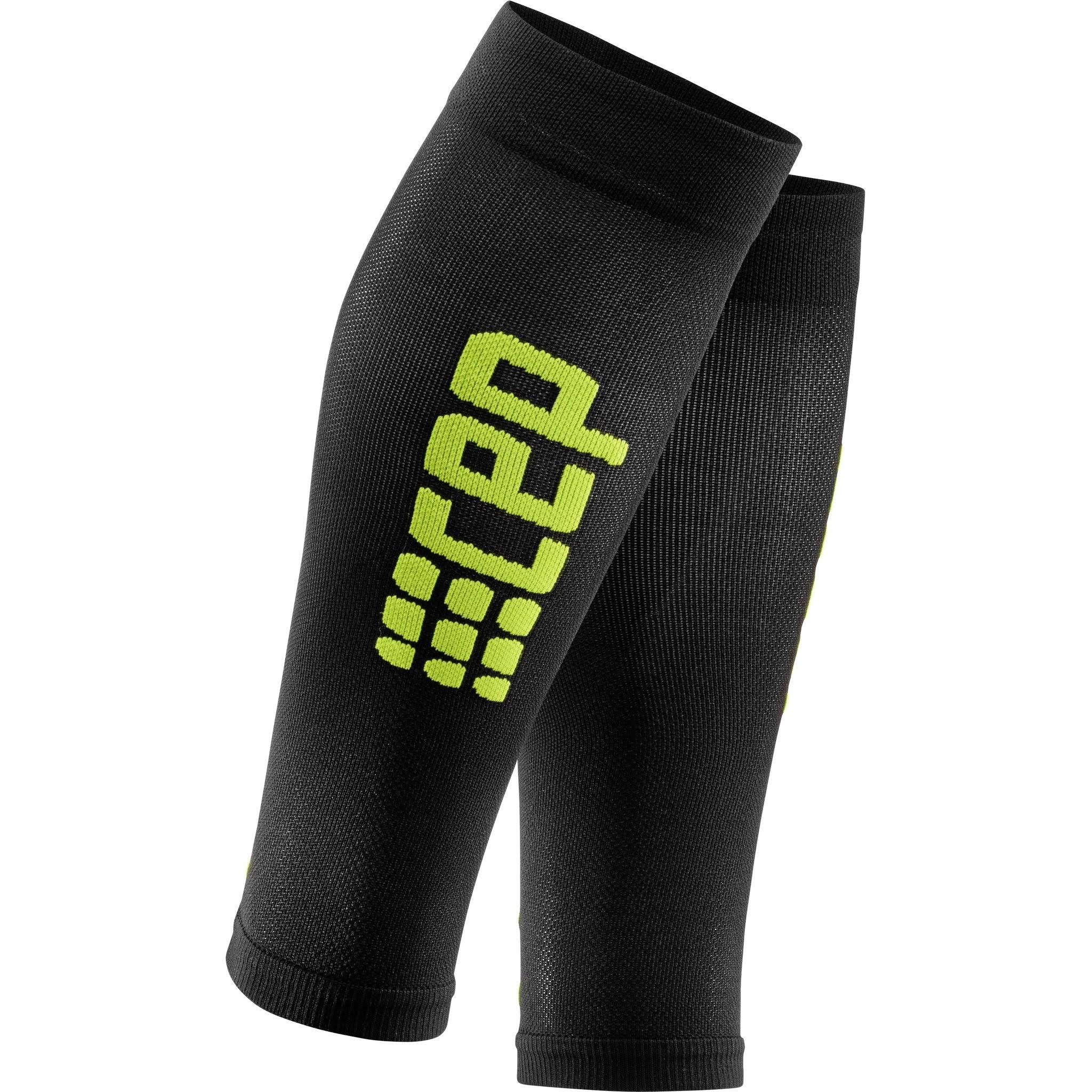 CEP Women's Progressive Ultralight Calf Sleeves With Compression - Large