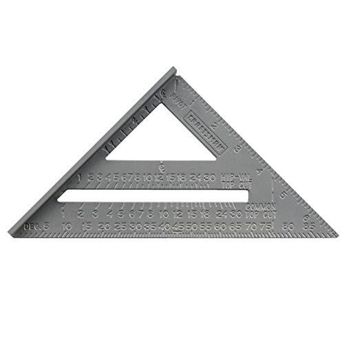 Craftsman Heavy Duty Rafter Angle Speed Square - 7""