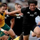 Caleb Clarke shines as All Blacks return to form against Australia