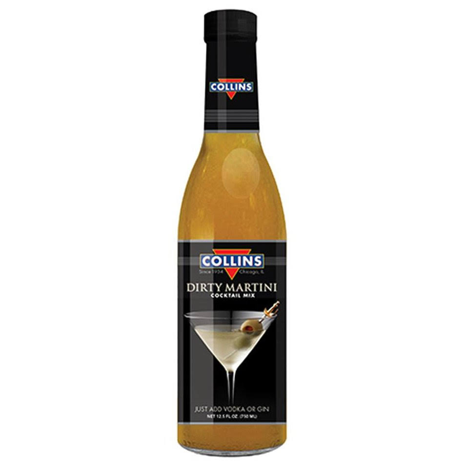 Collins Dirty Martini Cocktail Mix - 12.7oz