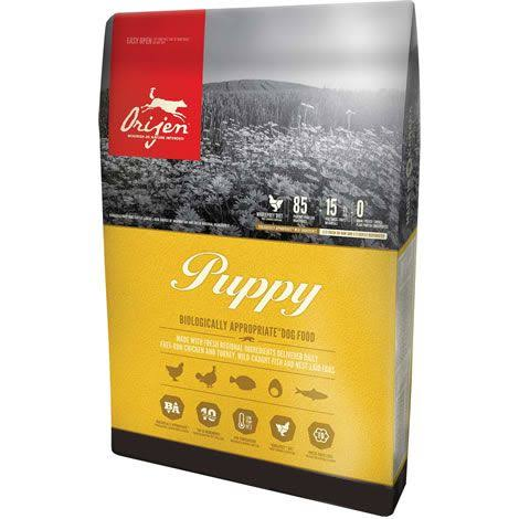 Orijen Puppy Dry Dog Food - 11.4kg