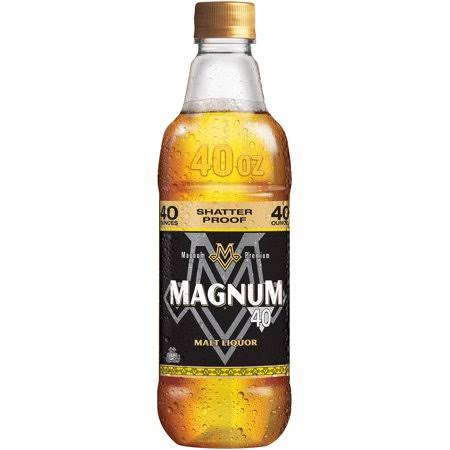 Miller Genuine Draft Miller Premium Malt Liquor - 40oz