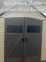 Rubbermaid Large Storage Shed Instructions by Rubbermaid Shed Review Take Your Gardening Up A Notch