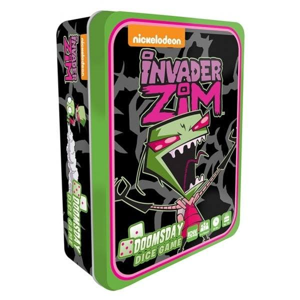 Invader Zim - Doomsday Dice Game