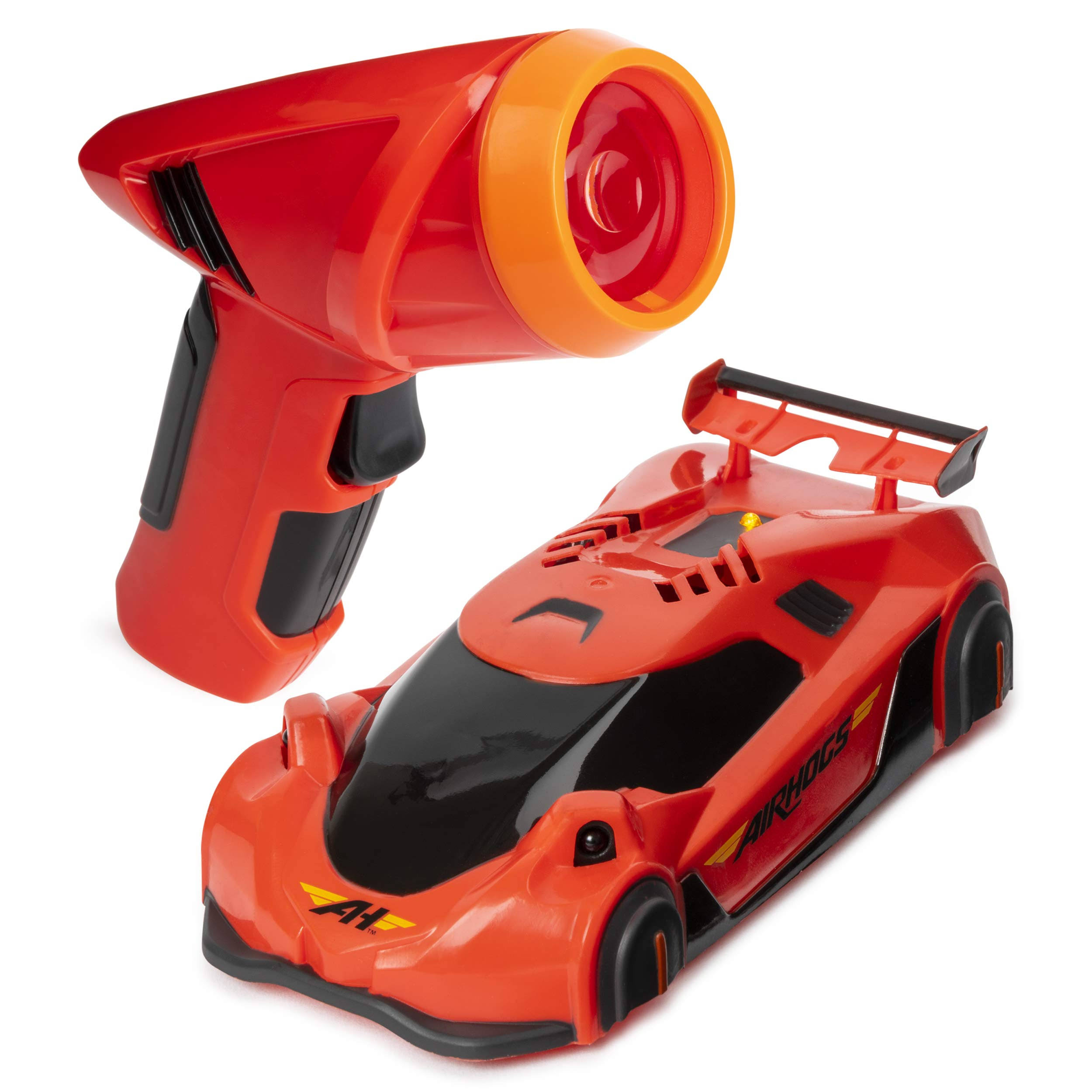 Air Hogs Zero Gravity Lazer Car Toy - Red